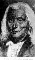 Image of Chief Leopold Pokagon - JMS DeKalb Co. 1837-1987 Collection