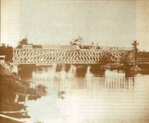 Image of Newville Covered Bridge - JMS DeKalb Co. 1837-1987 Collection