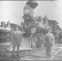 Image of Steam Engine - JMS DeKalb Co. 1837-1987 Collection