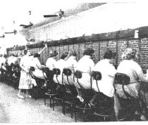 Image of Indiana Bell Telephone Operators - JMS DeKalb Co. 1837-1987 Collection