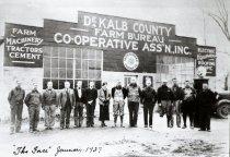 Image of DeKalb Co. Farm Bureau Co-Op - JMS DeKalb Co. 1837-1987 Collection