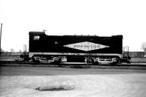 Image of Co-Op Locomotive - JMS DeKalb Co. 1837-1987 Collection