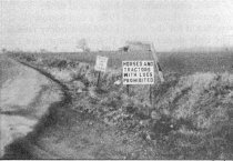 Image of Road Signs - JMS DeKalb Co. 1837-1987 Collection