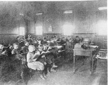 Image of Amstutz School - JMS DeKalb Co. 1837-1987 Collection