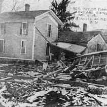 Image of Cyclone in 1911 - JMS DeKalb Co. 1837-1987 Collection