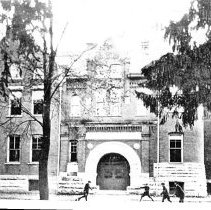Image of Auburn High School - JMS DeKalb Co. 1837-1987 Collection