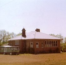 Image of East Richland School - DeKalb County Township School Collection