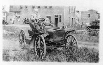Image of Zimmerman Automobile - JMS DeKalb Co. 1837-1987 Collection