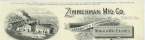 Image of Zimmerman Manufacturing Co. - JMS Auburn - The Classic City Collection