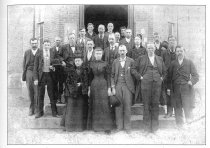 Image of Courthouse Officials - JMS Auburn - The Classic City Collection
