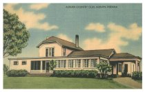 Image of The Auburn Country Club - John Bry Postcard Collection