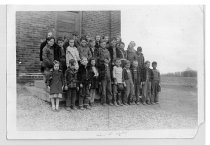 Image of Bogg Island School - JMS Henry Link Collection