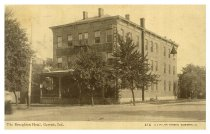 Image of Broughton Hotel - John Bry Postcard Collection