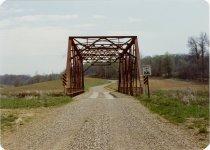 Image of Big Creek Bridge - Transportation in Indiana