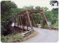 Image of Hogan Creek Bridge - Transportation in Indiana