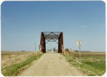 Image of Coal Creek Bridge - Transportation in Indiana
