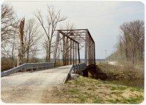 Image of Stoneberger Bridge - Transportation in Indiana