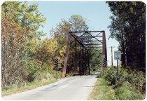 Image of Duck Creek Bridge - Transportation in Indiana