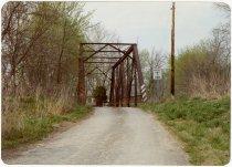 Image of Scott Ditch Bridge - Transportation in Indiana