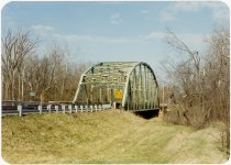 Image of Tippecanoe County Bridge - Transportation in Indiana