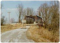 Image of Flatrock Creek Bridge - Transportation in Indiana