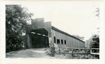 Image of Lowell Bridge - Transportation in Indiana