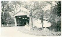 Image of Darlington Bridge - Transportation in Indiana