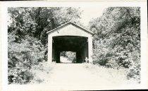 Image of Rush Creek Bridge - Transportation in Indiana