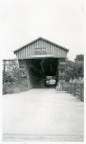Image of Brownsville Bridge - Transportation in Indiana