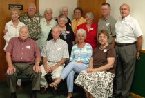 Image of People/Group/School/Steuben Co./Pleasant Lake/Pleasant Lake High School Reunion - Acquisition Photos