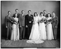 Image of Wedding Robt & Dorothy Eckhart - Acquisition Photos
