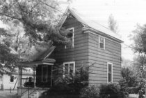 Image of 311 W. 11th St. - DNR Architectural Survey Collection