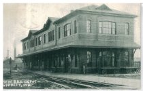 Image of B. & O. Railroad Depot - Acquisition Photos