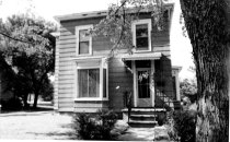 Image of 416 W. 7th St. - DNR Architectural Survey Collection