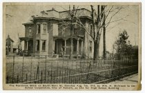 Image of McIntosh House Postcard - John Martin Smith Postcard Collection