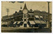 Image of Auburn State Bank Postcard - John Martin Smith Postcard Collection