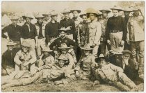 Image of Company K of 1906 Photo Postcard - John Martin Smith Postcard Collection