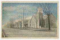 Image of Lutheran Church - John Martin Smith Postcard Collection