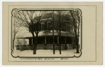 Image of North Broadway Residence - John Martin Smith Postcard Collection