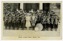 Image of Butler Ladies' Band - John Martin Smith Postcard Collection