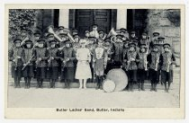 Image of Butler Ladies' Band - John Martin Smith Postcard Collection