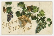 Image of Greetings from Corunna, Indiana - John Martin Smith Postcard Collection