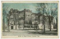 Image of McIntosh High School Postcard - John Martin Smith Postcard Collection
