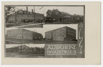 Image of Auburn Industries Postcard - John Martin Smith Postcard Collection