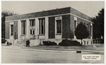 Image of Garrett U.S. Post Office - John Martin Smith Postcard Collection