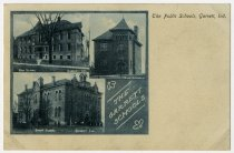 Image of Garrett Public Schools - John Martin Smith Postcard Collection