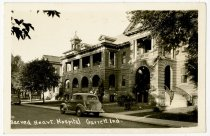 Image of Sacred Heart Hospital - John Martin Smith Postcard Collection