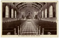 Image of St. Joseph Catholic Church - John Martin Smith Postcard Collection