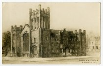 Image of First M.E. Church - John Martin Smith Postcard Collection