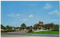 Image of The Tour-Rest Motel - John Martin Smith Postcard Collection